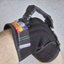 A Relatively Simple Quick On and Off Knee Brace Modification or