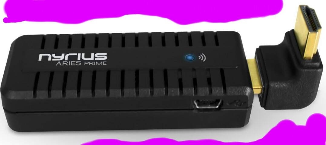 Picture of Cooling of Nyrius Wireless Hdmi Transmitter