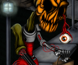 Halloween Painting on the iPad with Sketchbook Pro