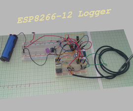 ESP8266 - 12 Logger