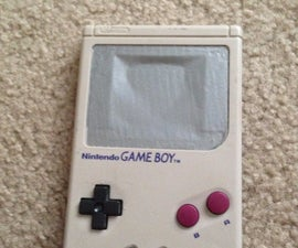 How to Restore a DMG Gameboy!