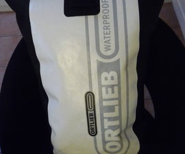 Inner compartments for Ortlieb backpack