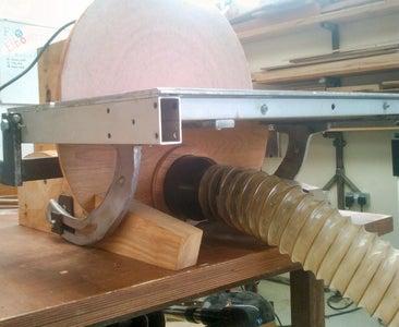 Dust Extractor Hood