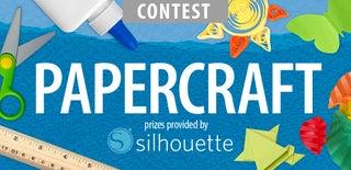 Papercraft Contest 2017