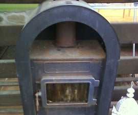 From fireplace to stove