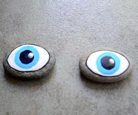 Eye Stones DIY   Game of Thrones