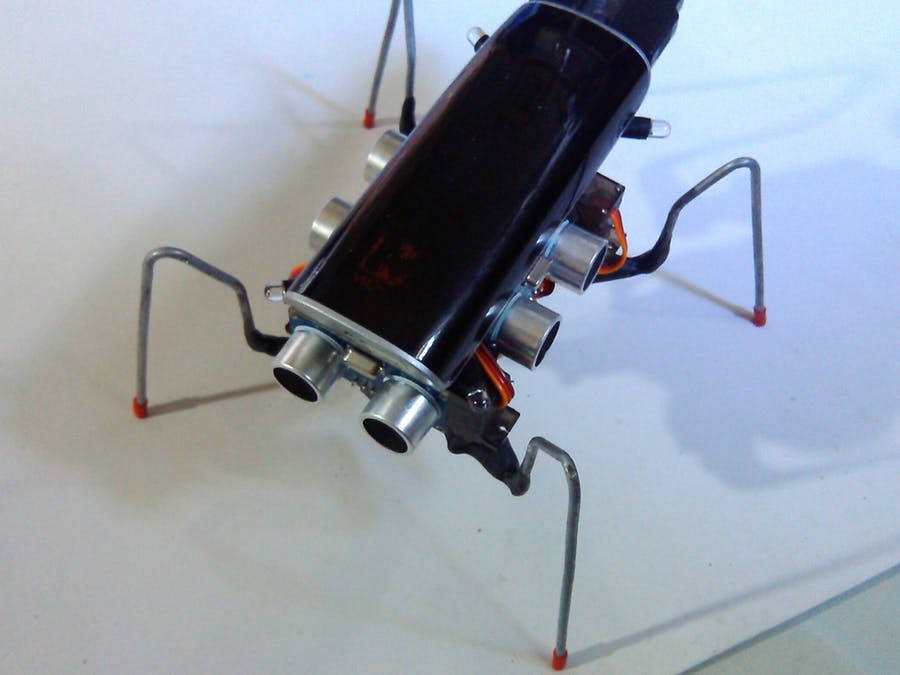 Picture of WALTER (Arduino Contest)
