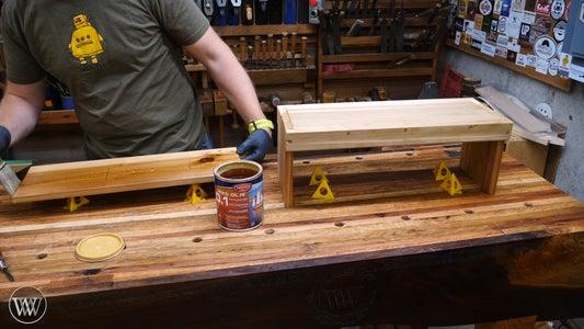 Finishing the Wood