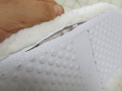 Cut the Soles Out From the Bunny Slippers