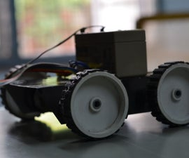 wired controlled manual robot