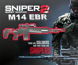 Sniper Ghost Warrior 2 - M14 EBR1 - Freedownload :)