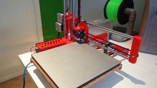 The D-Bot, My Self Made Reprap.
