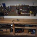 Low Waste, Simple, Rock Solid Workbench