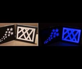 How to Make a L.E.D Light Boxe