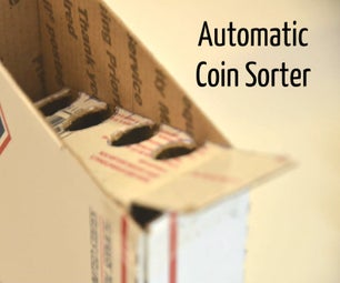 Automatic Coin Sorter