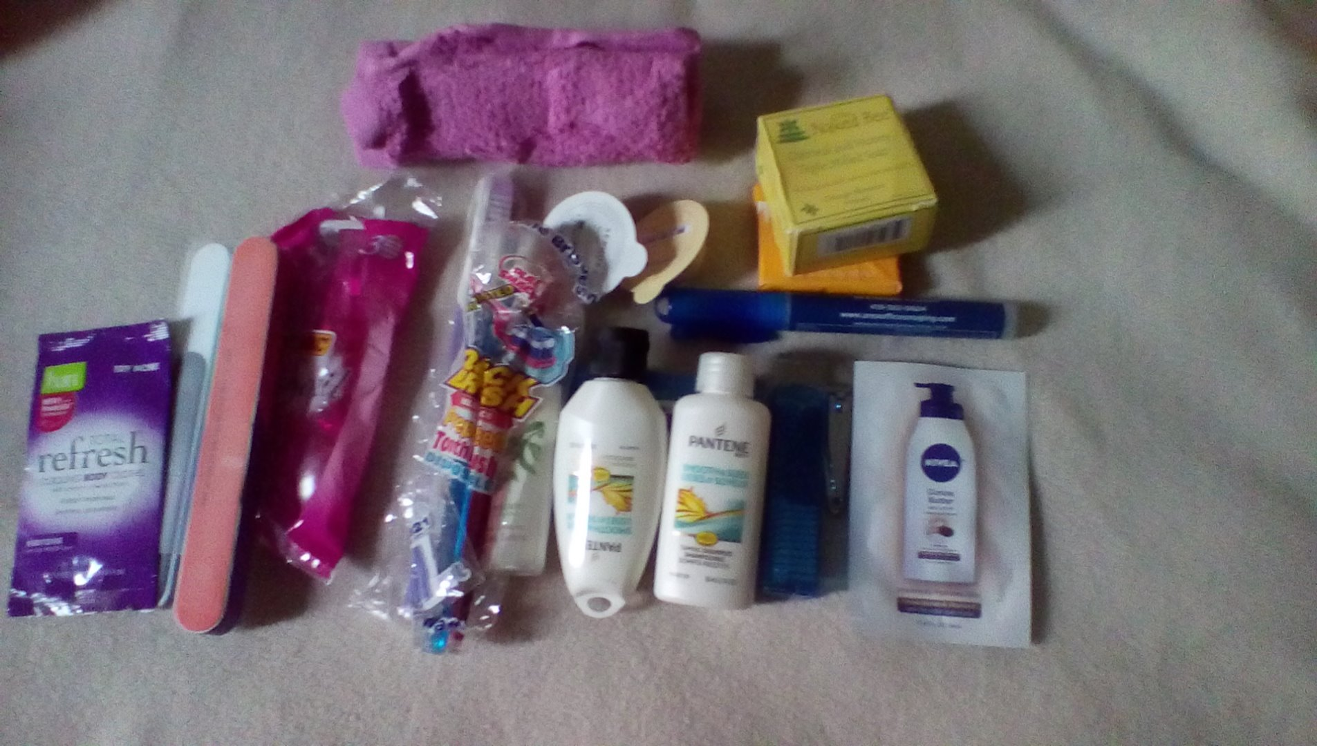 Picture of Care Items
