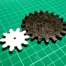 High Quality Functional Paper Gears for Your Machines