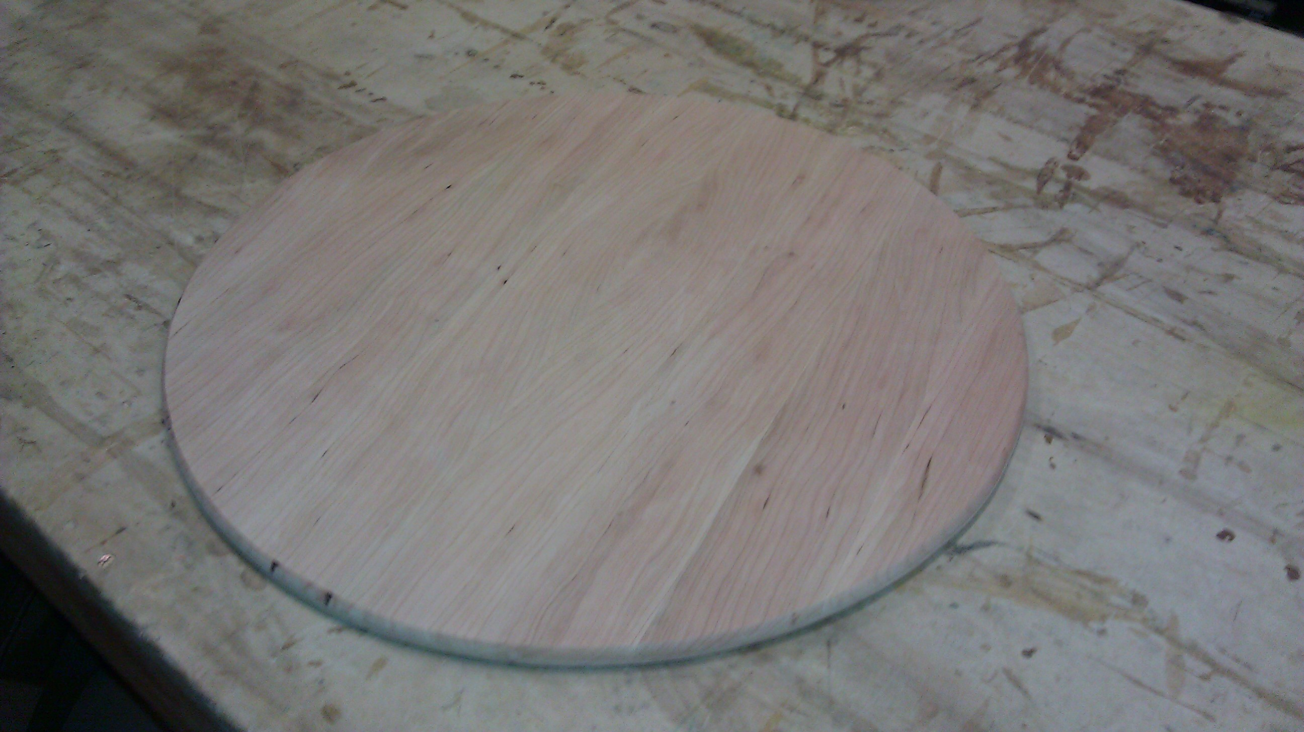 Picture of Make a Tabletop Using Smaller Pieces of Hardwood