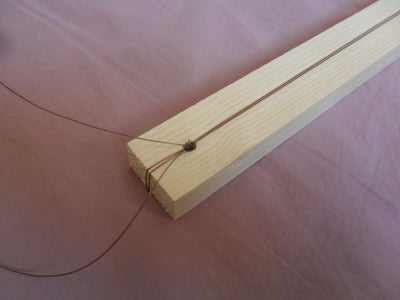 Attaching the Strings (3)