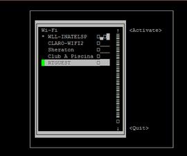 Conectando a Dragonboard 410c em uma rede WiFi usando Terminal Serial