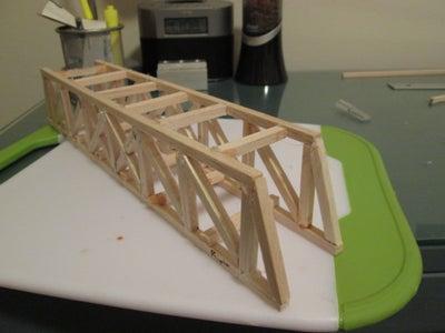 Balsa Wood Bridge 17 Steps Instructables
