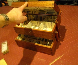 Build an awesome sewing box