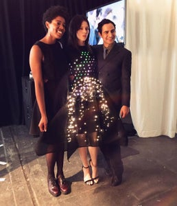 Make a Runway Ready Programmable LED Matrix Dress