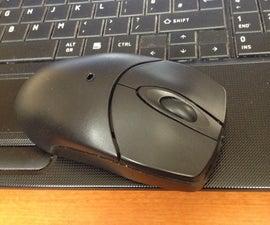 Tazer Mouse