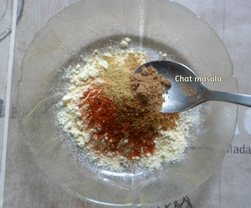 ADD REMAINING SPICES