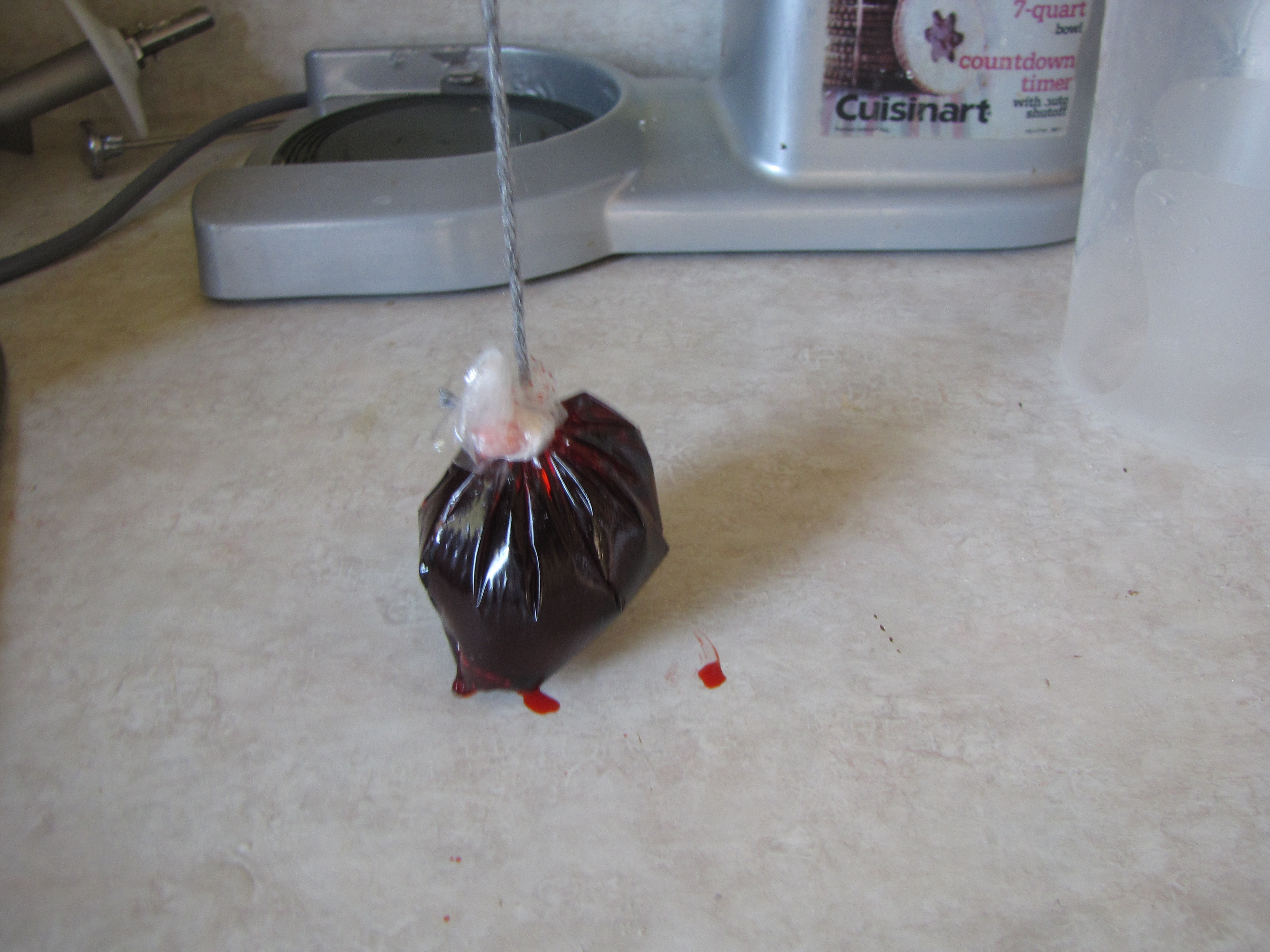 Picture of Making the Blood Bag