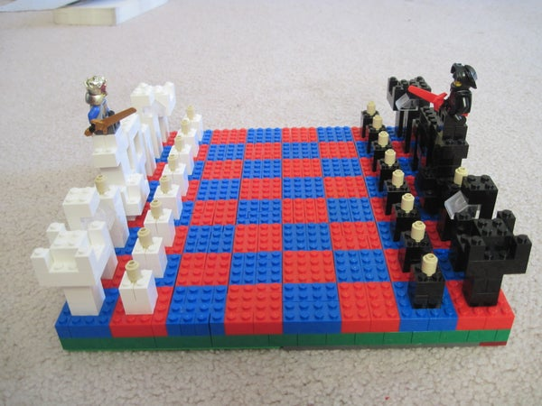 Awesome Lego Chess Set!