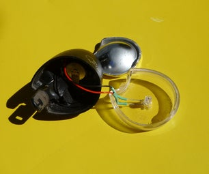 LED Replacement in Bicycle Headlight