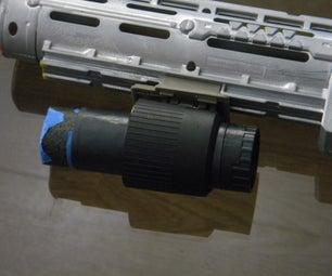 Nerf Grenade Launcher Attachment