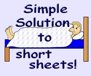 Simple Solution to Short Sheets