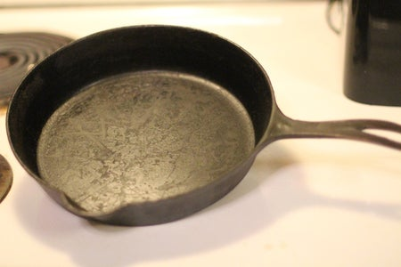 Preheat the Oven AND the Pan
