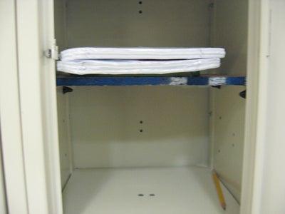 Sugru Locker Shelf
