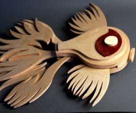Movable Toy Fish