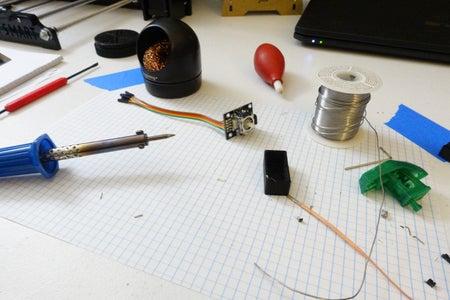 Tools, Parts, and Materials