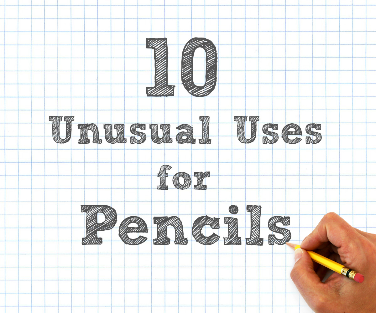 Picture of 10 Unusual Uses for Pencils