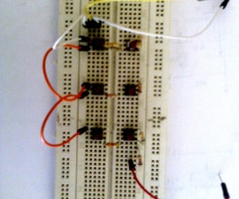 DIY Keypad matrix  from the principle of operation to implementation