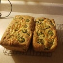 Jalapeno Cheese Bread