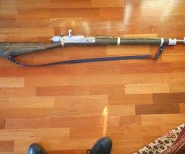 M1903 Spud gun rifle