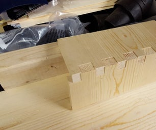 Perfect Box Joints - on a Small CNC