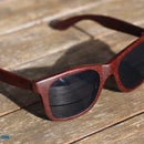 Solid Wooden Sunglasses