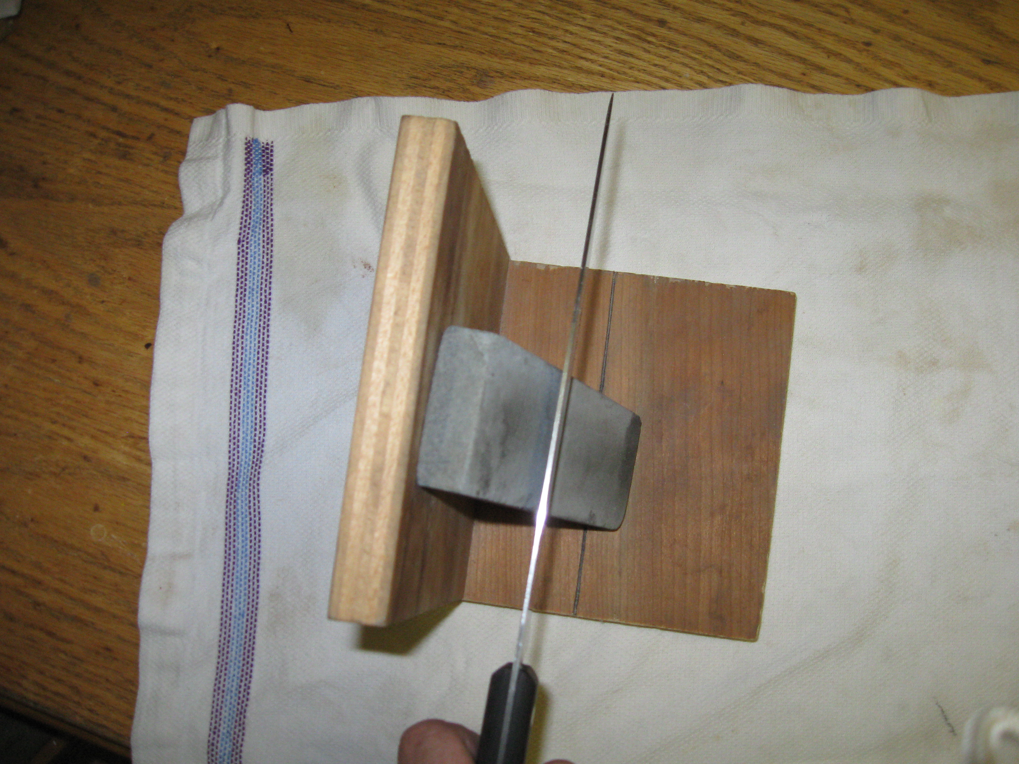 Picture of How to Sharpen