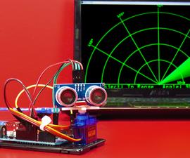How to Make a Ultrasonic Radar With Arduino ⚡