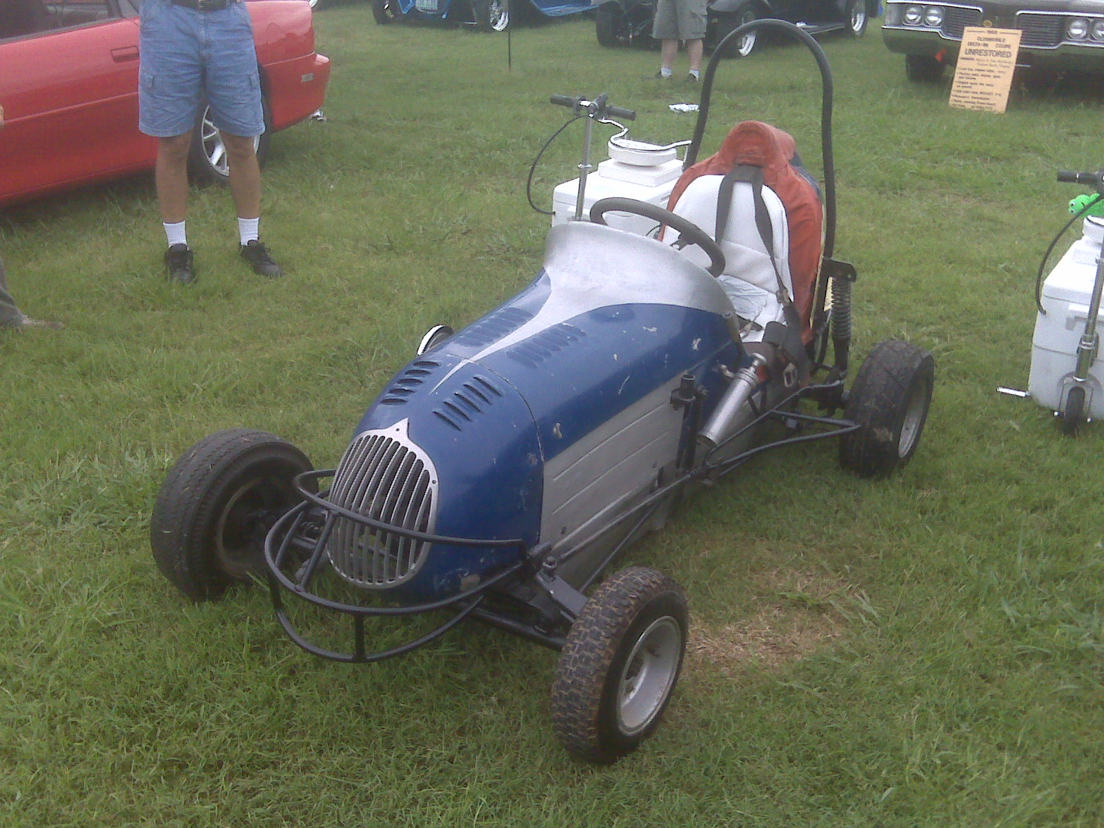 Picture of Electric Car