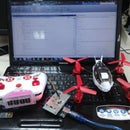 Transform your RC quadrotor into a computer controlled quadrotor (The easiest way)