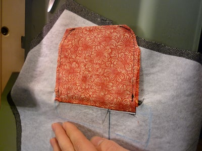 Sew to Seal the Pocket Liner