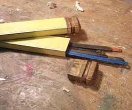 Tool Case From Broken Waterpass